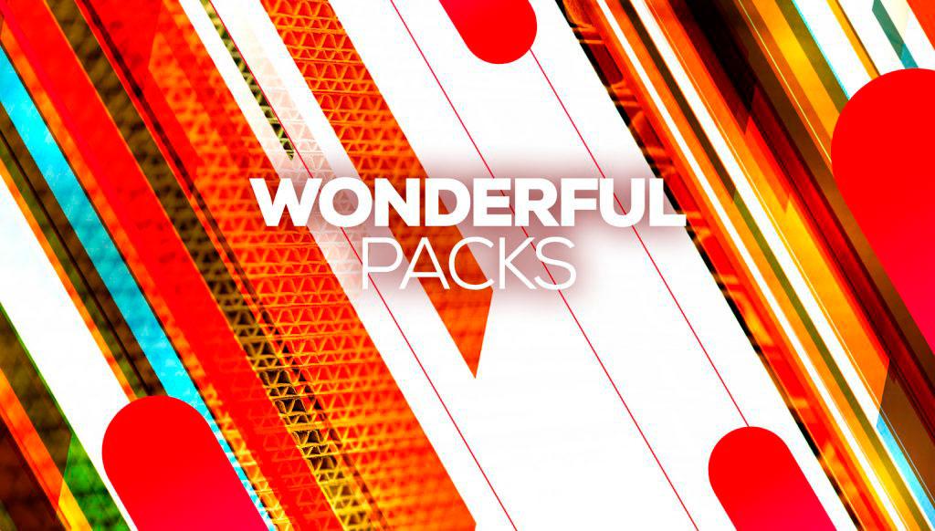 Wonderful Packs