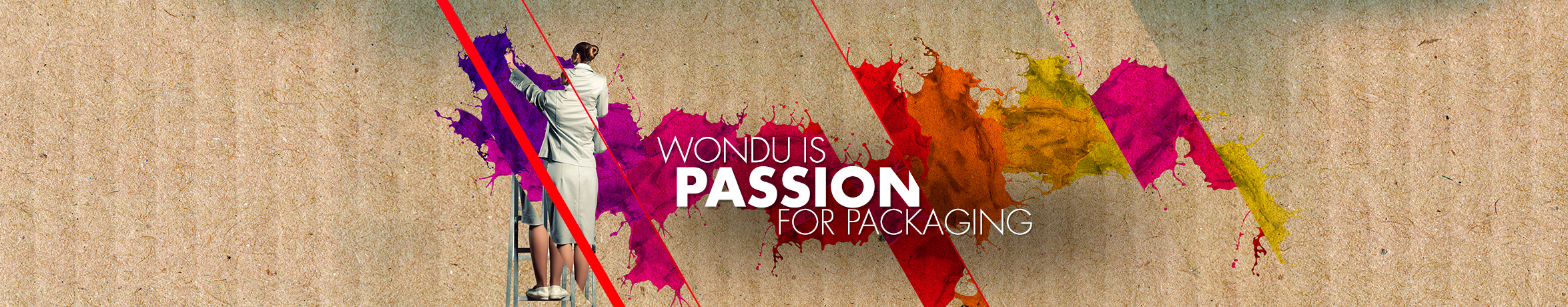 Wondu is passion for packaging