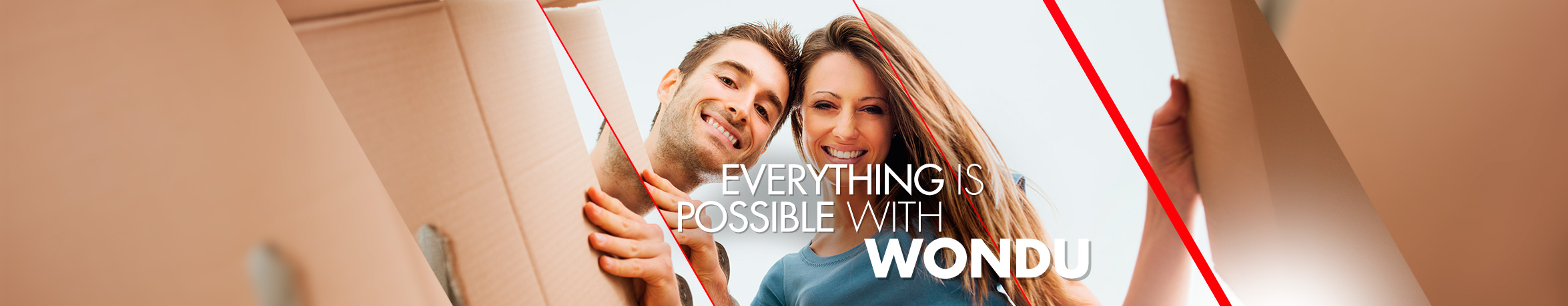 Everything is possible with Wondu