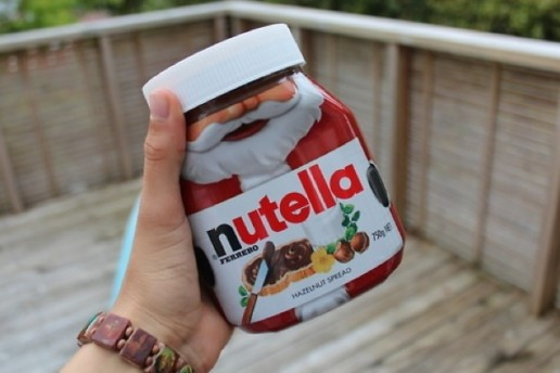 Nuestro packaging para nutella